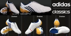 Download PES 2014 adidas F50i Football Boots - WhiteNavyGold - Lionel Messi