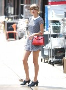 Taylor Swift - Leaving the gym in NYC 8/1/14