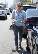Hilary Duff - Out & About in West Hollywood 8/1/14