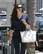 Emmy Rossum - Shopping in Beverly Hills 8/1/14