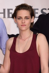 Kristen Stewart Press Conference for 'Equals' in Tokyo 08-02-2014