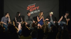 Jessica Alba 'Sin City: A Dame To Kill For' LA Press Conference in Beverly Hills 08-02-2014 (not HQ)