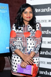 "Mindy Kaling looking good attending the Awardsline/Deadline screening of ""The Mindy Project"" at Landmark Theatre 6/4/14 (23 pics inside)"