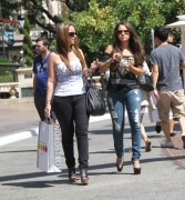 Madison Pettis out at The Grove in Los Angeles 08/01/14
