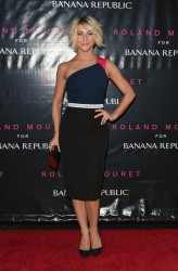 "Julianne Hough - ""Roland Mouret for Banana Republic""Collection Launch in NYC 8/5/14"