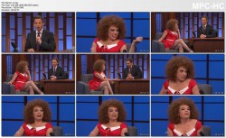 "MICHELLE WOLF as 'Grown-Up Annie' - ""late night with seth meyers""  8.6.14"