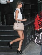 Taylor Swift - Leaving her Apartment 8/07/14