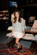Lucy Hale - Lucy Hale Hollister Clothing Collection Launch in Century City 8/9/14