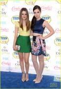 Vanessa Marano - 2014 Teen Choice Awards 8/10/14