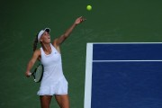 Caroline Wozniacki @ Day 3 of the Western and Southern Open in Cincinnati - August 11-2014 x6
