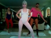Alessandra Torresani - Call On Me (leaotard)