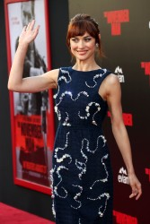 Olga Kurylenko 'The November Man' Los Angeles Premiere 08-13-2014