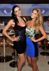 Nina Agdal - Andrea's In Encore At Wynn Las Vegas - 08/15/14