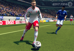 FIFA14 Nottingham Forest Away Kit 14-15 Adidas by Moa Alves