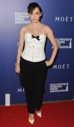 Rose McGowan HFPA Grants Banquet 08-14-2014