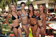 Adrianne Curry Encore Beach Club bikini 25