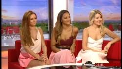 The Saturdays - BBC Breakfast 13th August 2014 576p