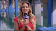 Jill Wagner - Wipeout Season 7 Episode 9