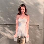 Anna Kendrick - Ice Bucket Challenge 8/18/14