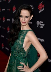 "Eva Green - Sin City: A Dame To Kill For"" Premiere in Hollywood 8/19/14"