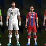 Download PES 2013 Graphic Patches Update