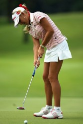 Natalie Gulbis at the HSBC Women's Champions at Tanah Merah Country Club 2/28/08-3/2/08 (39 pics inside)