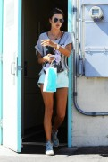 Alessandra Ambrosio - Shopping in Brentwood 8/21/14