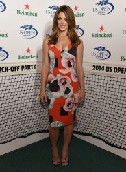 Ashley Greene - Heineken US Open Kick-Off Party in NYC 8/21/14