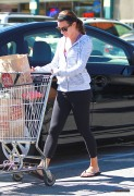 Lea Michele leaving Whole Foods - 17-08-14