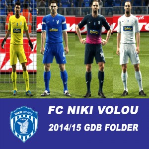 Download PES 2013 P.A.O.K FC 2014/15 GDB by argyris