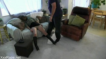 Peachy Keen Films - SPY X STRANGLED IN BOOTS