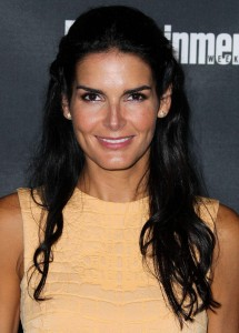 Angie Harmon, Entertainment Weekly's Pre Emmy Party 8/23/14