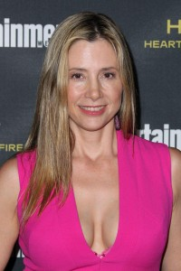 Mira Sorvino, Entertainment Weekly's Pre Emmy Party 8/23/14