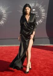 Kylie Jenner - 2014 MTV VMA Awards in LA 8/24/14