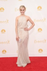 Taylor Schilling - 66th Annual Primetime Emmy Awards 8/25/14