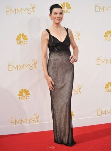 Julianna Margulies, 66th Annual Primetime Emmy Awards 08/25/14