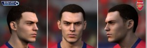 Thomas Vermaelen Face FIFA14 by utopia79