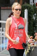 Diane Kruger Stepping out for her monday afternoon gym session at Pop Physique in LA 25-2014 x8