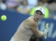 Caroline Wozniacki @ U.S. Open tennis tournament in New York - August 27-2014 x4