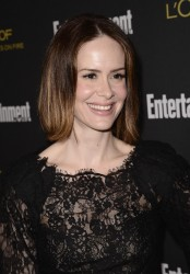 Sarah Paulson Entertainment @ Pre Emmy Party 08-23-2014