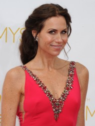 Minnie Driver @ Emmy Awards in LA 08-25-2014