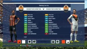 FC Shakhtar Donetsk PES 2013 GDB