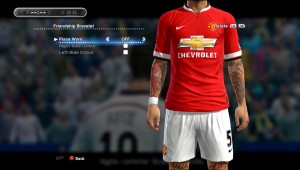 Marcos Rojo HD Face By SantanAji For PES 2013