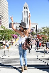 62ad80348525360 Jamie Chung at the 2014 Budweiser Made in America Festival in Los Angeles   August 30, 2014   24 HQ candids