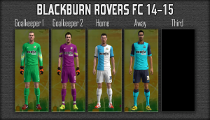 Download Blackburn Rovers 14-15 GDB by mikue-das