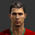 Download PES 2013 Cristiano Ronaldo Face