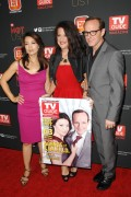 REQUEST Ming Na @ the TV Guide Magazine Host List Party Nov 3,