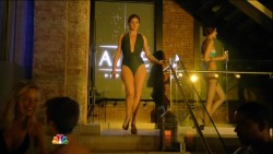 Debra messing bikini mysteries of laura