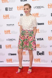"Amanda Seyfried - ""While We're Young"" Premiere during 2014 Toronto International Film Festival 9/6/14"