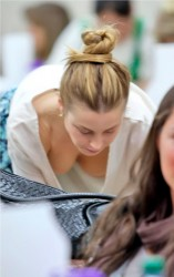 Whitney Port Charlotte Ronson Fashion Show 09-05-2014